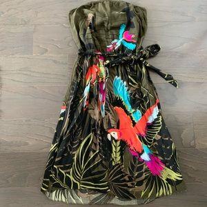 H&M Dresses - Strapless sundress